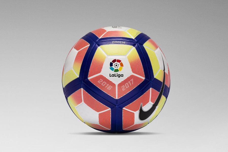 La Liga ball 2016-2017 Nike Ordem 4 ()