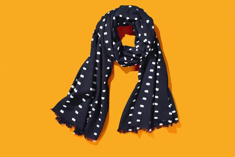 Men's scarf Massimo Dutti ()