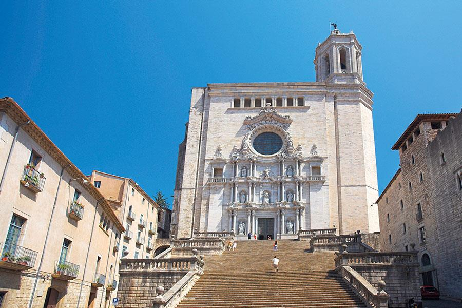Girona Spain the Great Sept ()