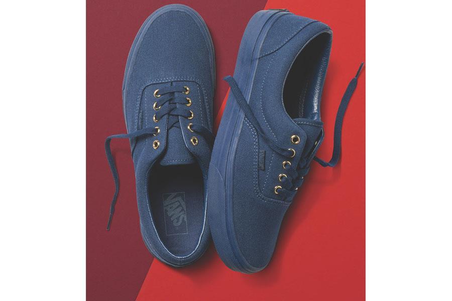 Vans monochromatic collection blue ()