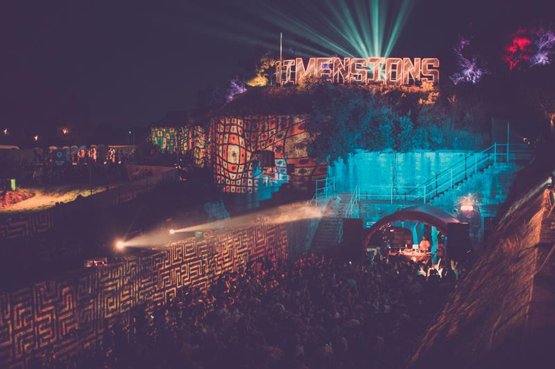 Dimensions Fort Party (Dan Medhurst)