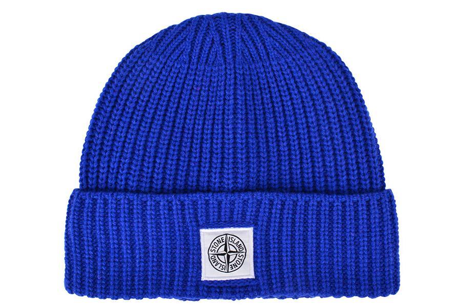Stone Island wool hat ()