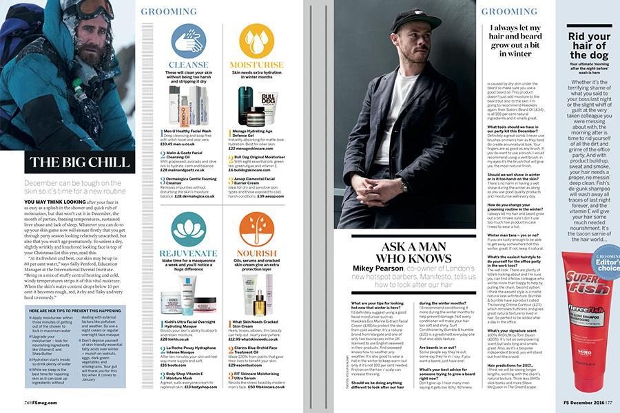 Decermber FS magazine (Decermber FS magazine)