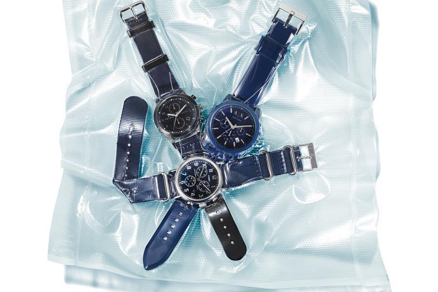 Blue on blue ()
