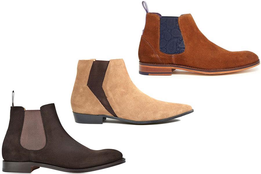Chelsea boots, Jones bootmaker, Religion, Ted Baker FS Mag ()