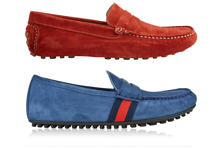 Loafers Gucci and Hammond and co  ()
