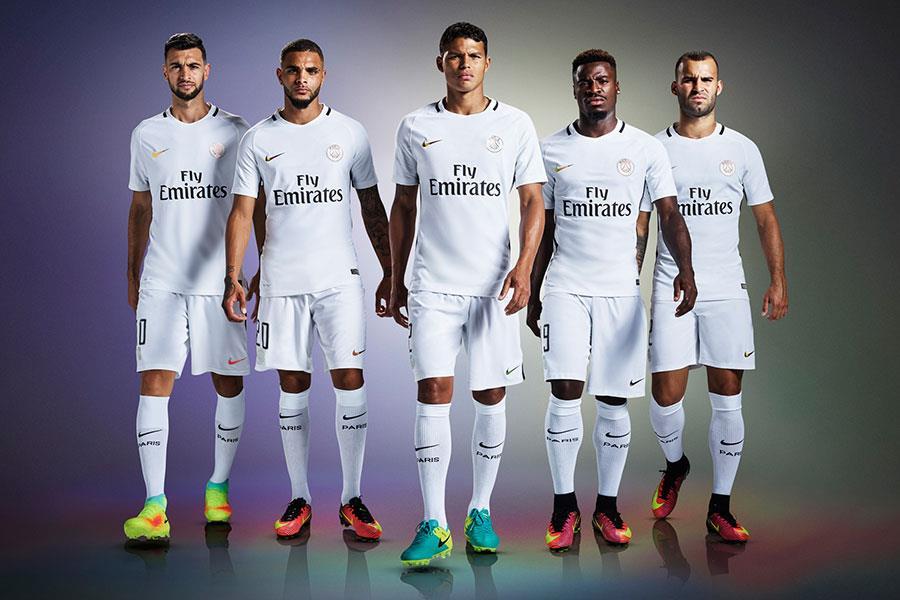PSG third kit 2016-2017 ()