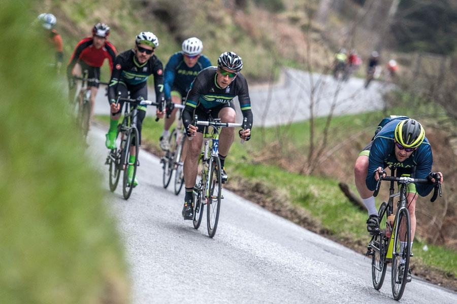 Marie Curie Etape Caledonia cycling ()
