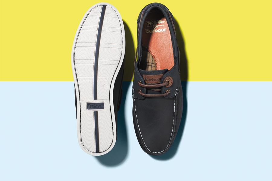 Barbour deck shoes ()