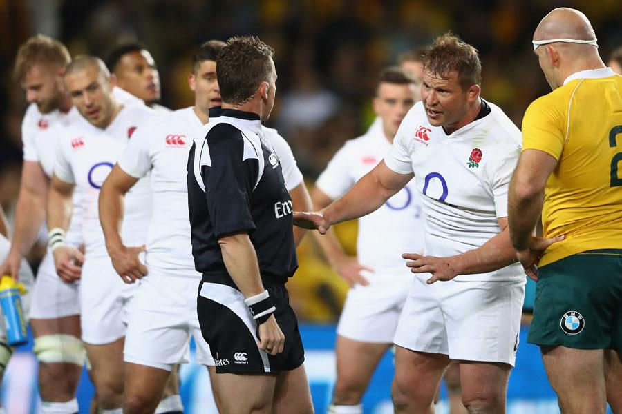 Dylan Hartley captain ()