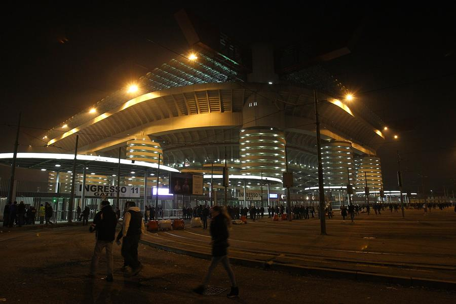 San siro stadium (Getty images)