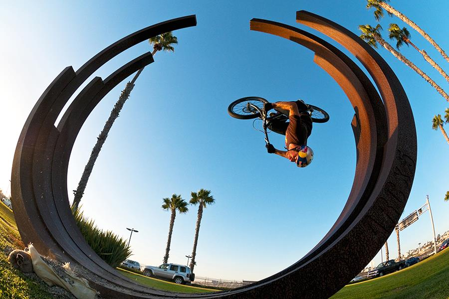 Danny MacAskill (Red Bull Action Photography)