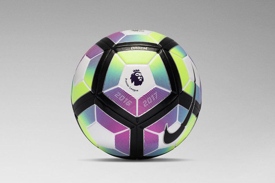 Premier League ball 2016-2017 Nike Ordem 4 ()