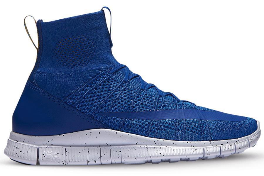 Nike Flyknit Free Mercurial ()