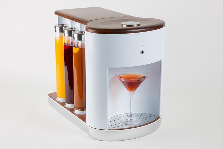 Sombar robot bartender ()