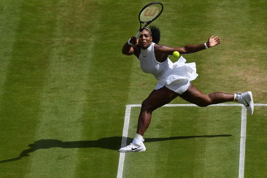 Serena Williams Wimbledon 2016 ()