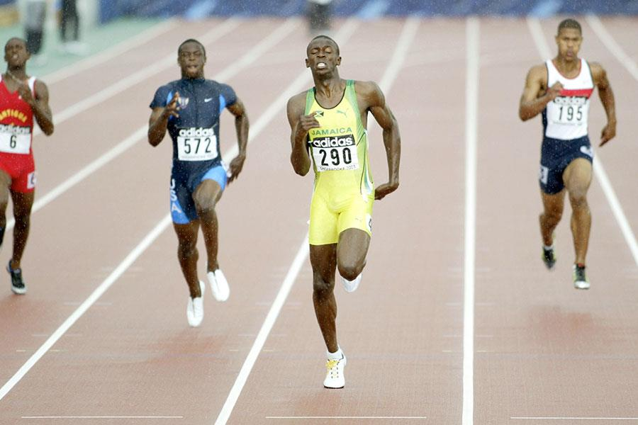 Usain Bolt World Youth Championships ()