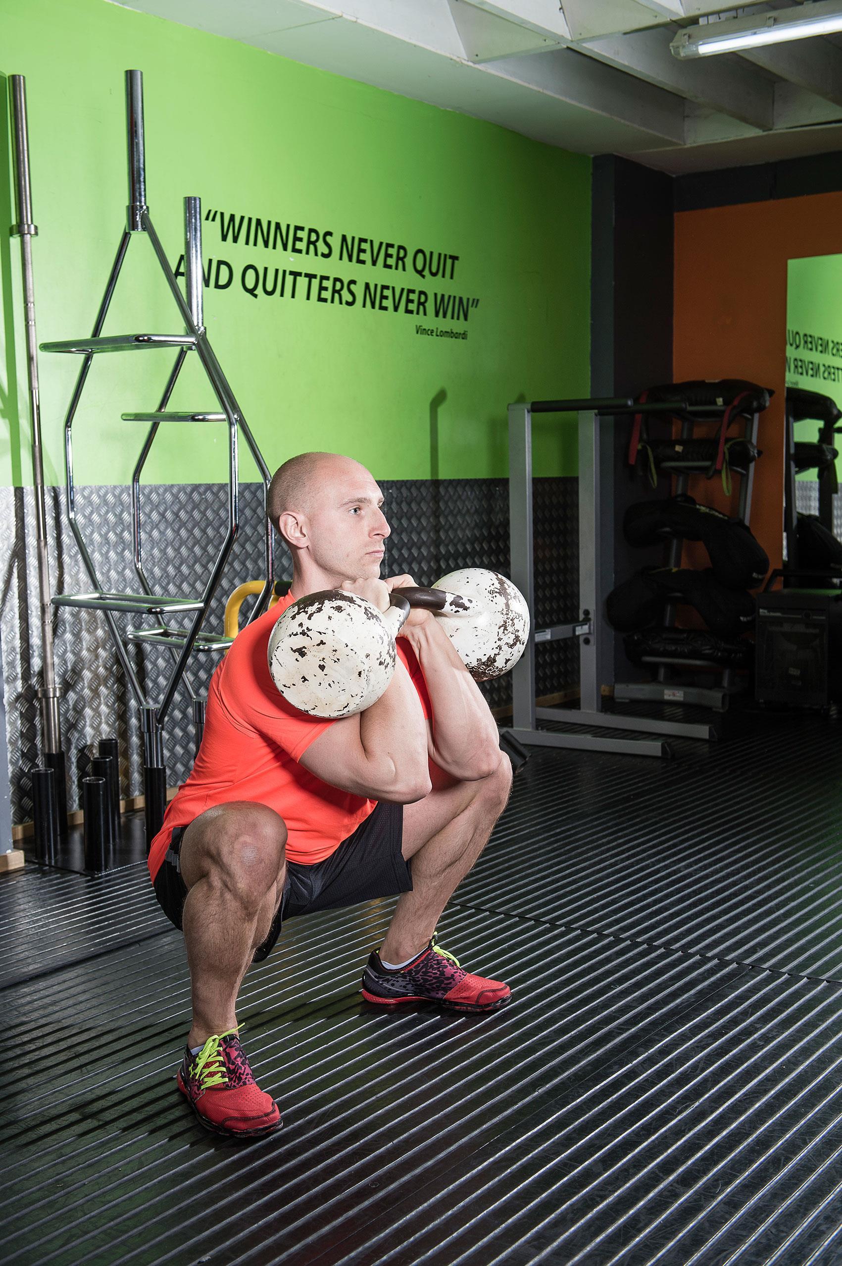 Richard Tidmarsh Workout ()