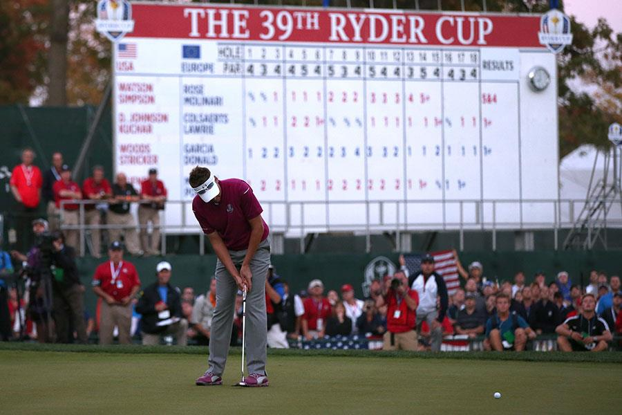 Ryder Cup 2012 ()
