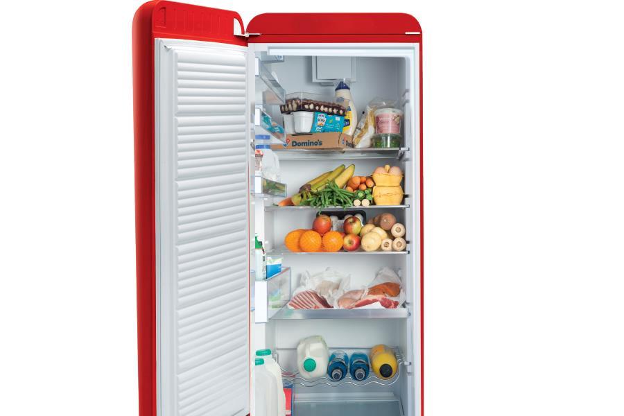 David Sisi fridge ()