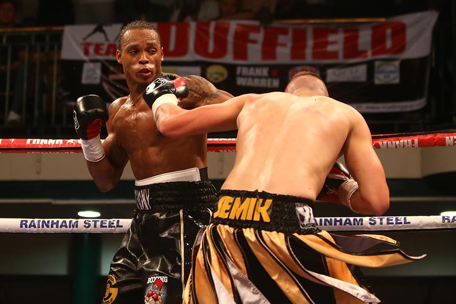 Anthony Yarde boxing ()