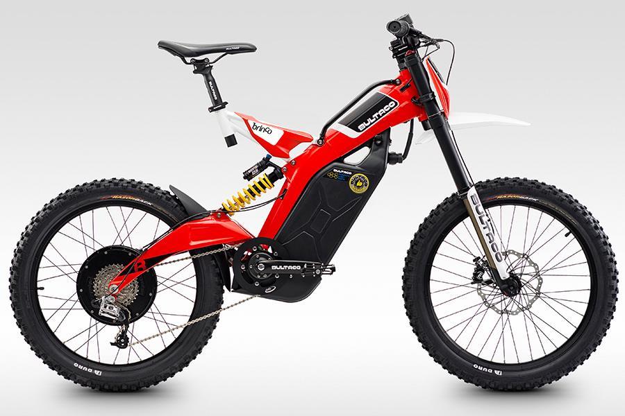 Bultaco Brinco R electric bike ()
