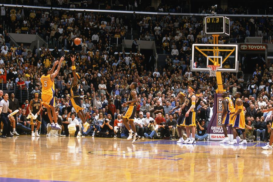 Robert Horry clutch shot  ()