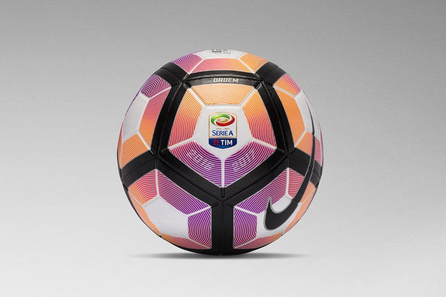 Serie A ball 2016-2017 Nike Ordem 4 ()