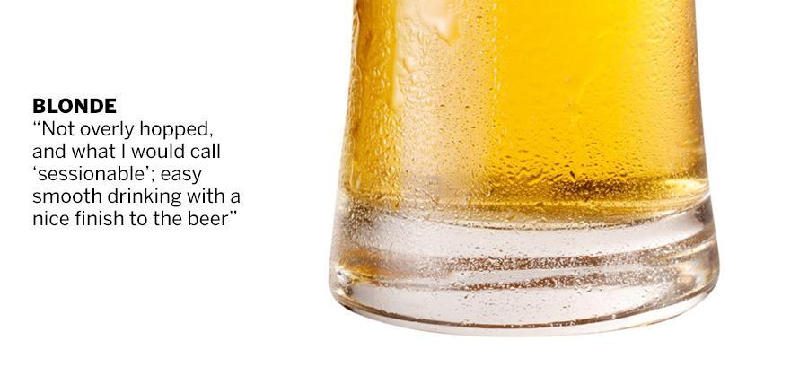 blonde beer (123 rf)