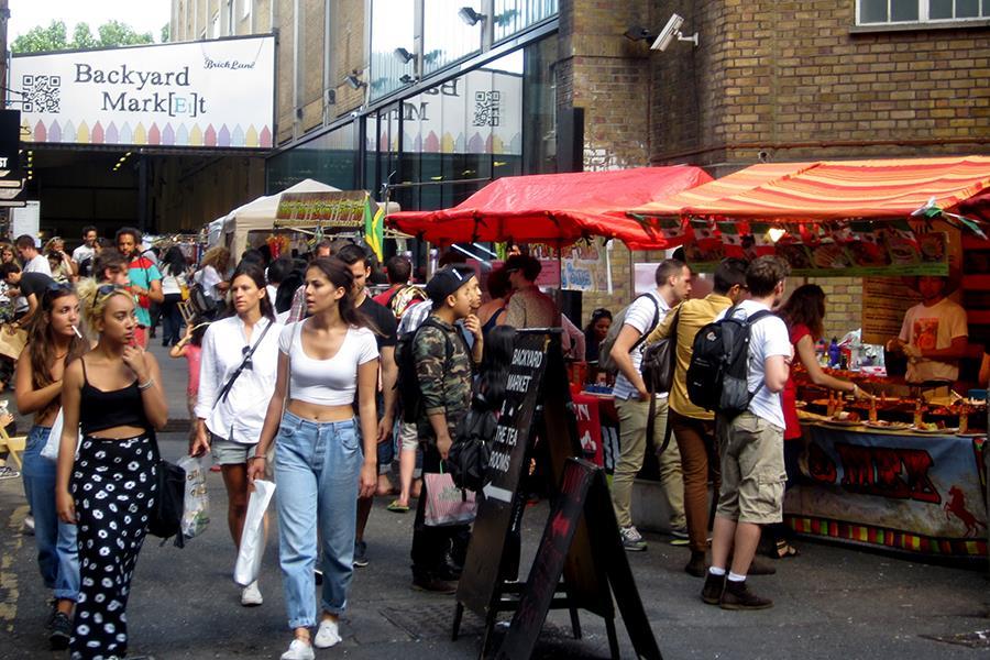Food market (Food market)