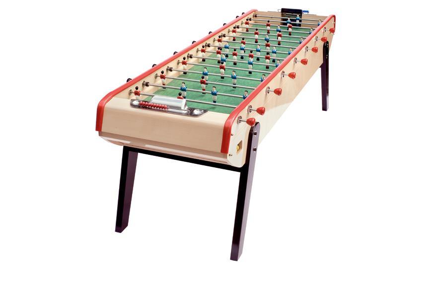 Bonzini half giant foosball table ()