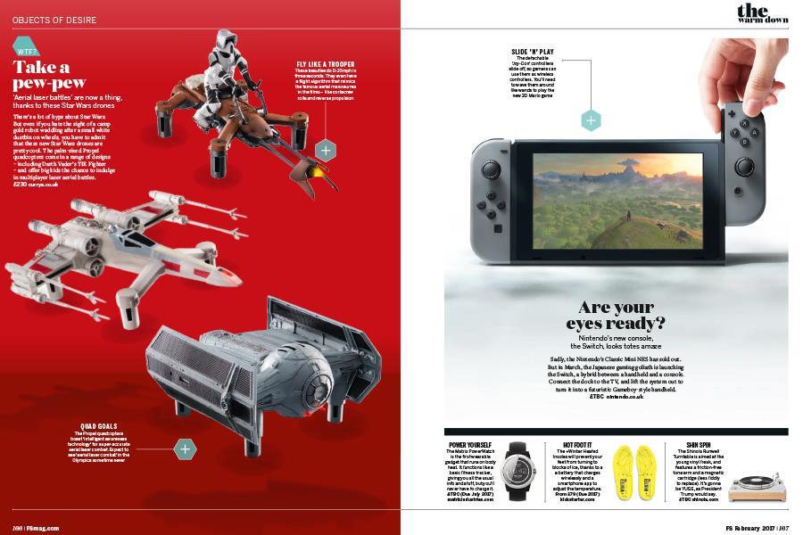 FS magazine warmdown section ()