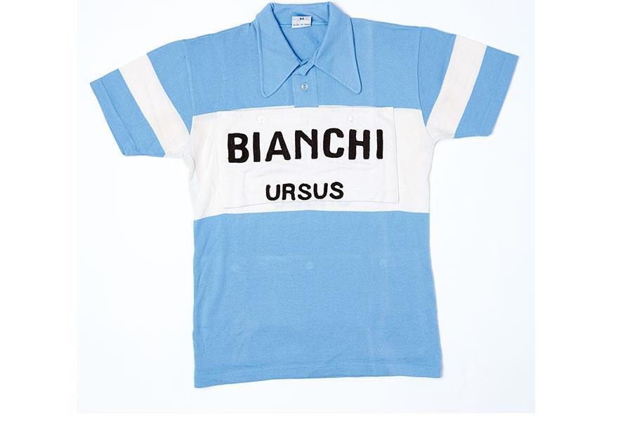 Bianchi Ursus cycling Jersey ()