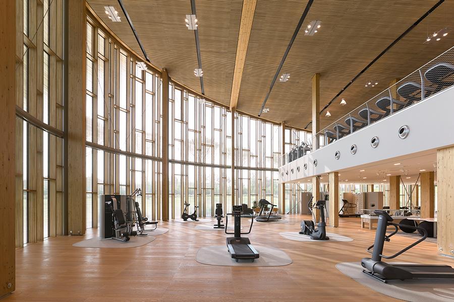 Technogym gym ()