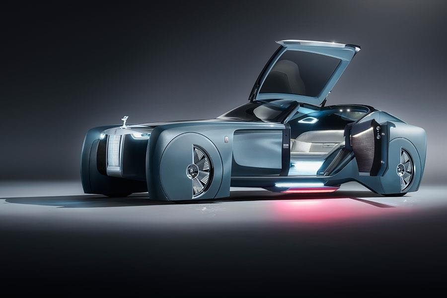 Rolls Royce Project 103EX ()