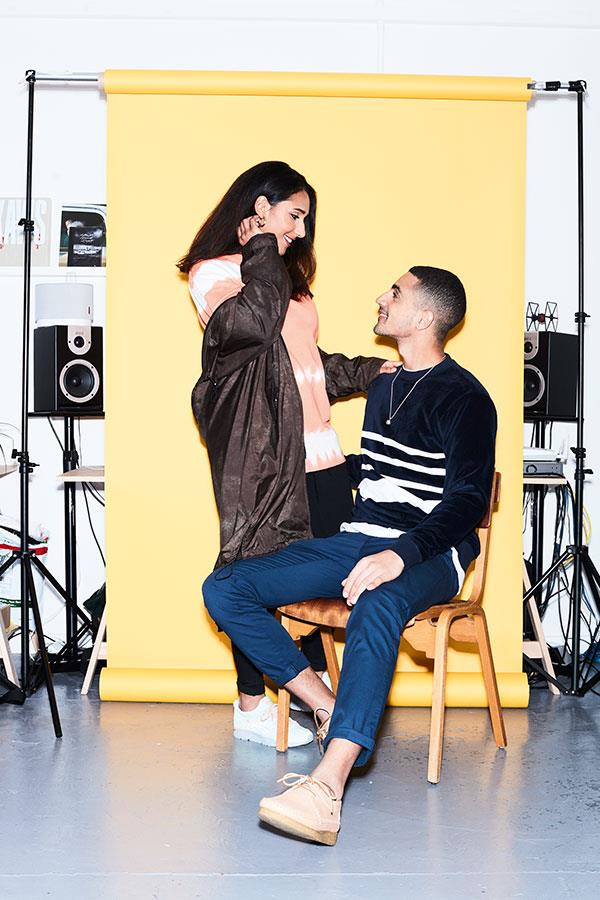 Couples fashion shoot FS magazine ()