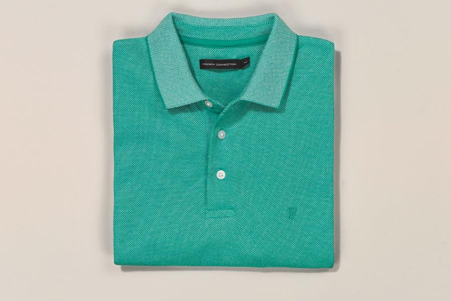 French connection polo shirt ()