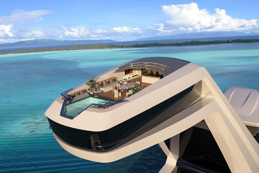 Shaddai Superyacht Penthouse ()
