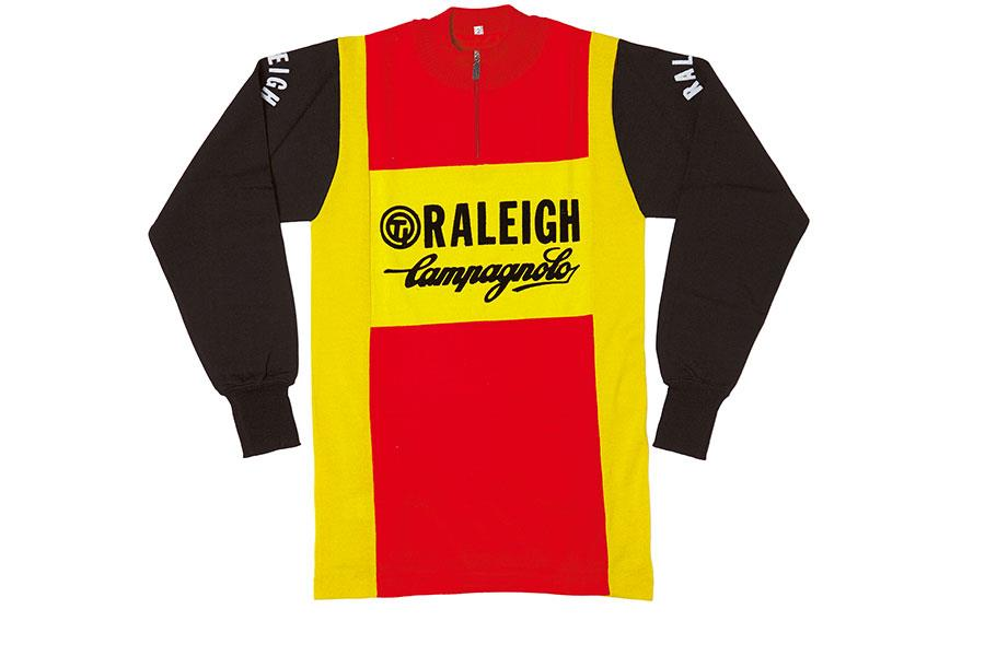 TI-Raleigh cycling jersey ()