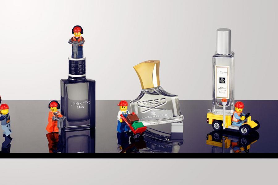 Jimmy Choo, Creed, Jo Malone mini fragrances ()