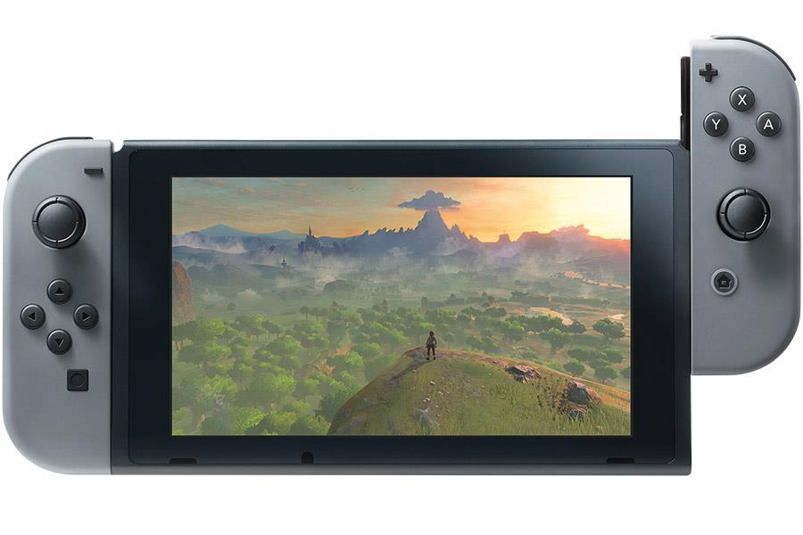 Nintendo Switch Zelda ()