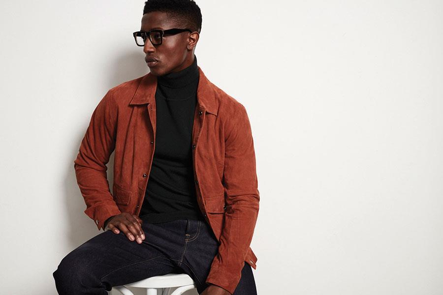 Men'a Retro look Samsoe and Samsoe, Gucci at Flannels, Topman, London Retro ()
