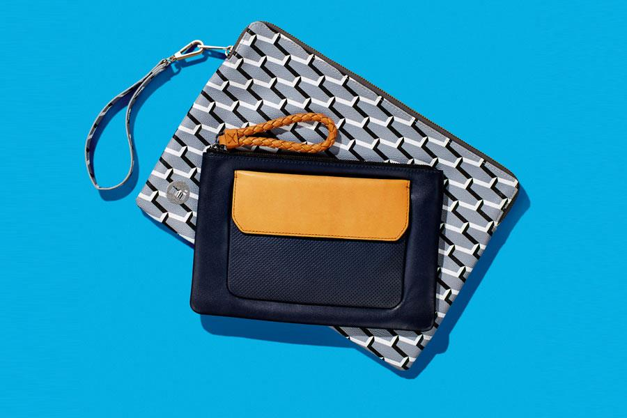 Men's clutch bags urban outfitters and Tumi ()
