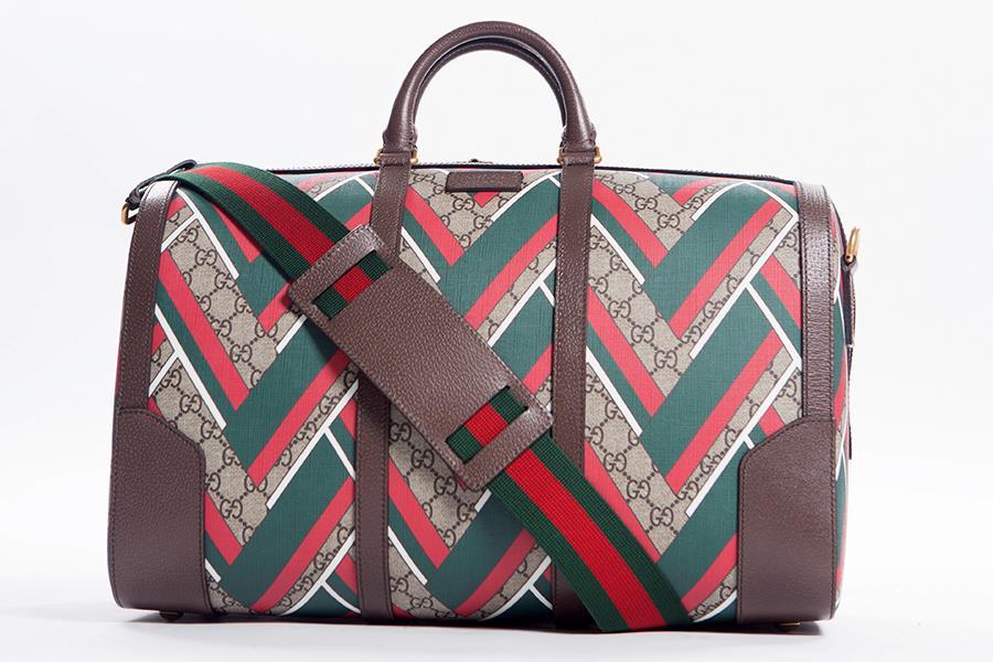 Flannels Gucci duffel bag ()