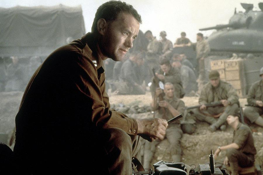 Tom Hanks Saving Private Ryan ()