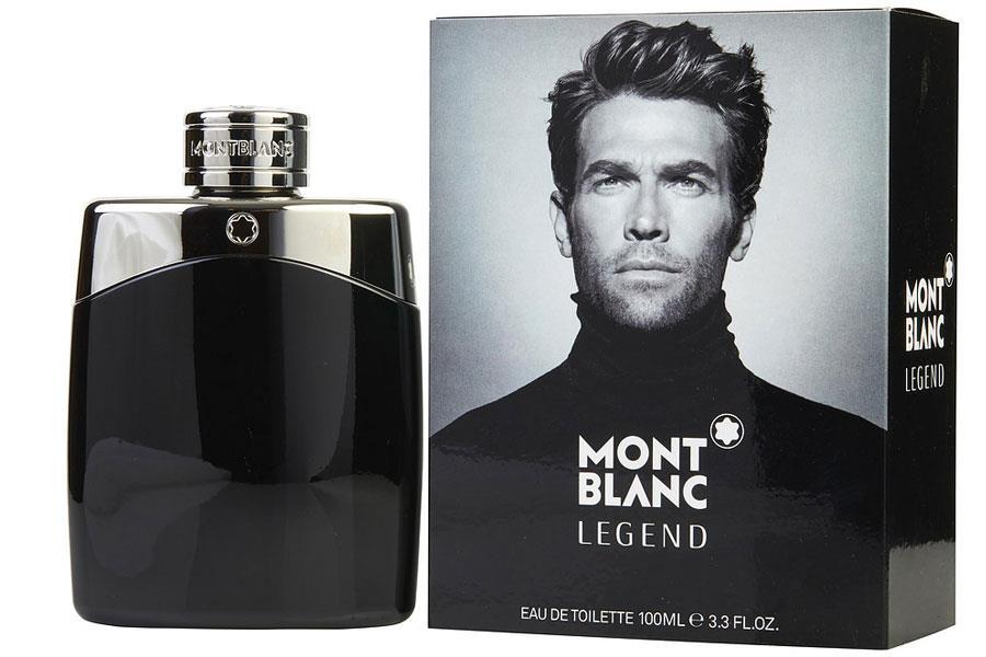 Simon Clark modelling shot for Mont Blanc Legend ()