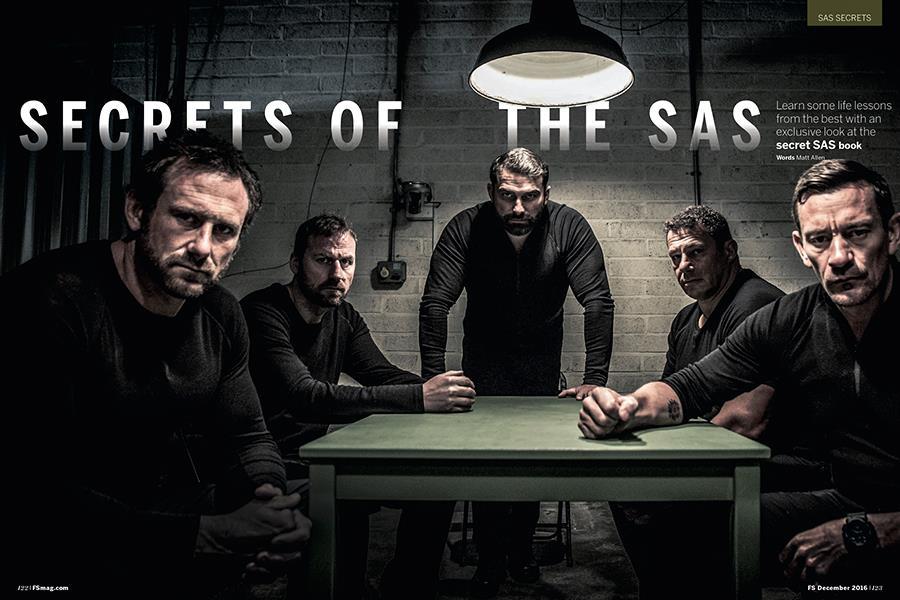 SAS are you tough enough? (December FS magazine)