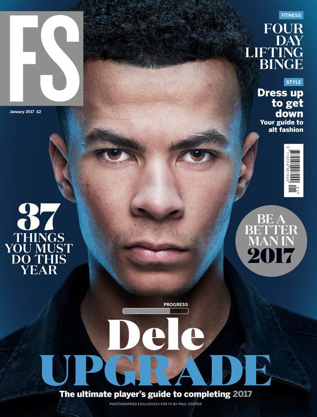 FS magazine January 2017 Dele Alli ()