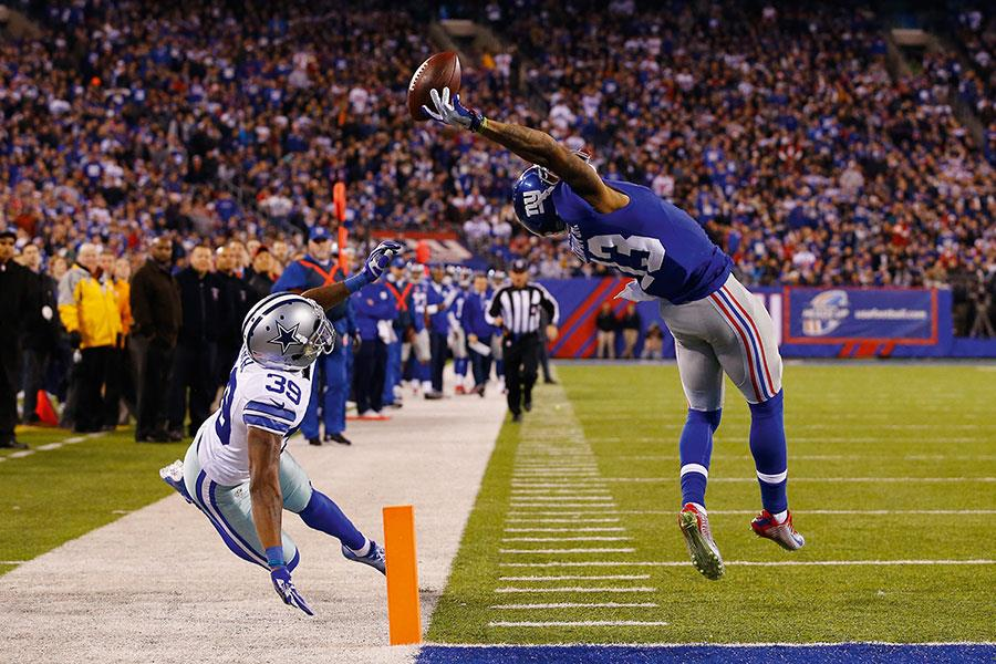 Odell Beckham Jr catch ()