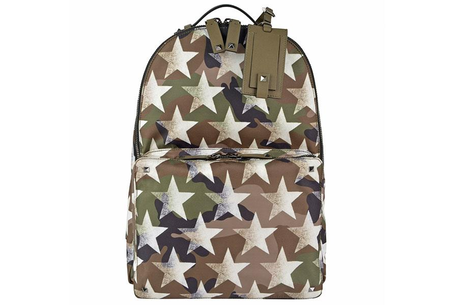 Camostar Valentino backpack flannels ()